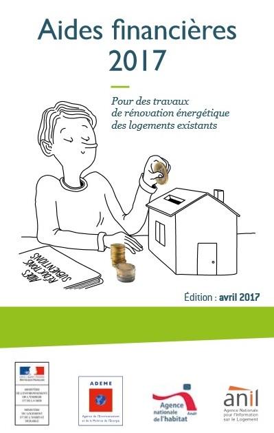 Aides financieres ADEME 2017