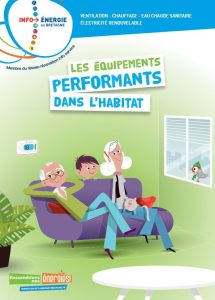 Equipements performants dans l'habitat