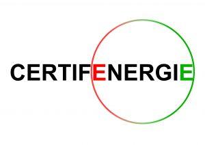 logo Certifenergie plein
