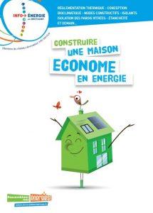 Maison econome en energie EIE