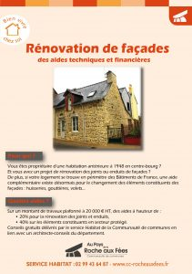 Flyer reno facades CCPRF