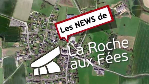 La Roche aux Fees sur TV Rennes